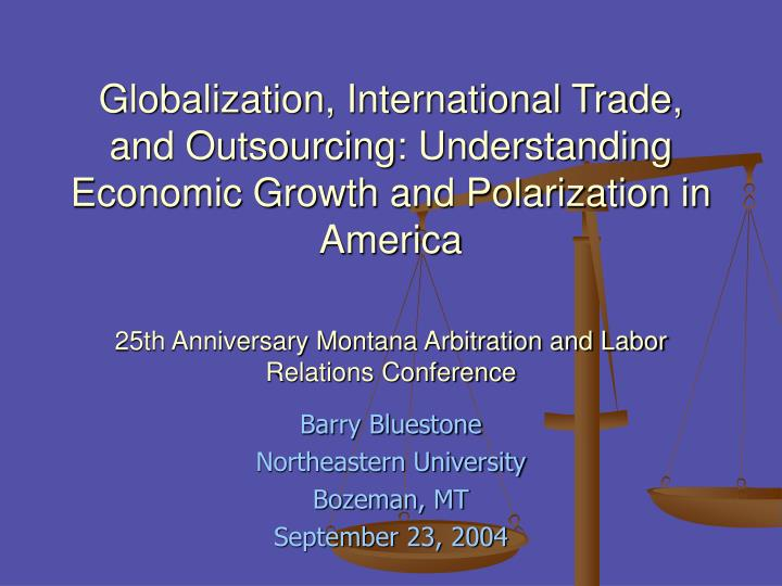 globalization and controversies in trade policy The great divide is a series about inequality trade agreements are a subject that can cause the eyes to glaze over, but we should all be paying attention right now, there are trade proposals in the works that threaten to put most americans on the wrong side of globalization the conflicting views.
