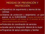 medidas de prevenci n y protecci n