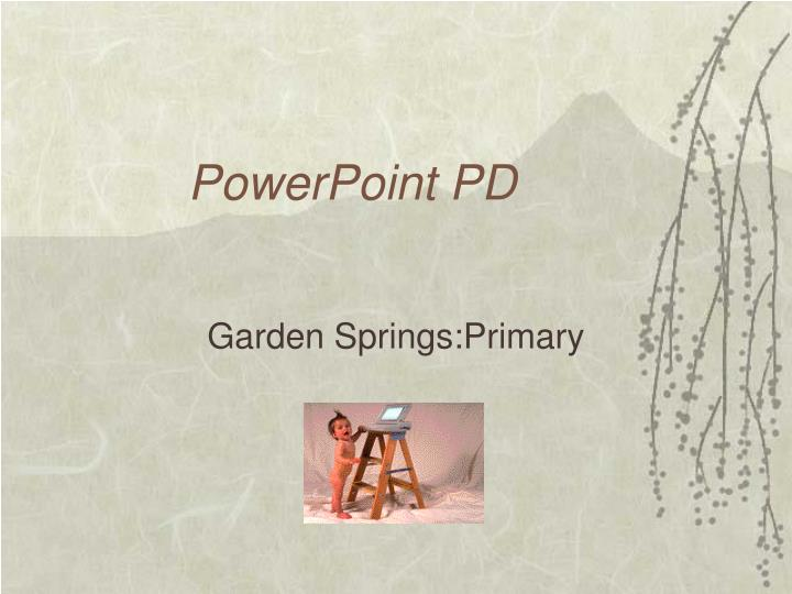 powerpoint pd n.
