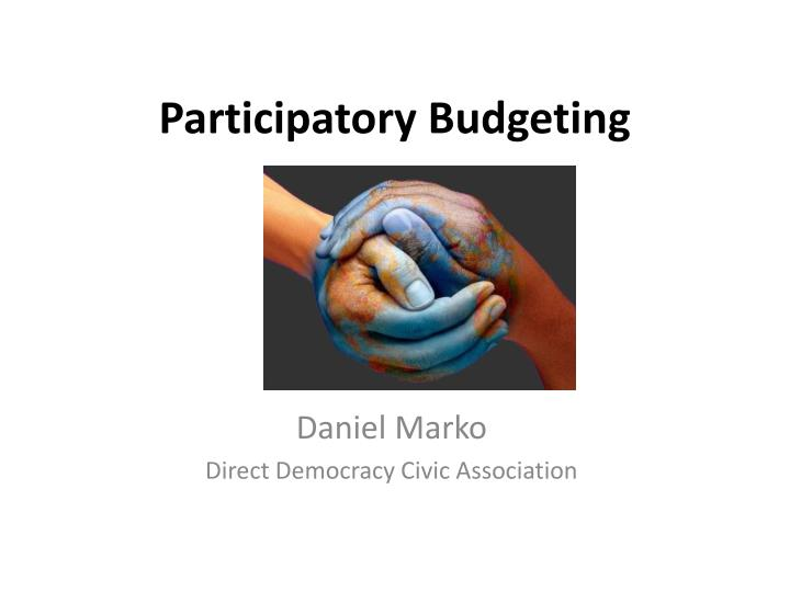 participatory methods Translation and definition participatory method, dictionary english-english online the participatory methods toolkit developed in belgium by the king baudouin foundation and the.