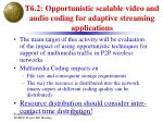 t6 2 opportunistic scalable video and audio coding for adaptive streaming applications1