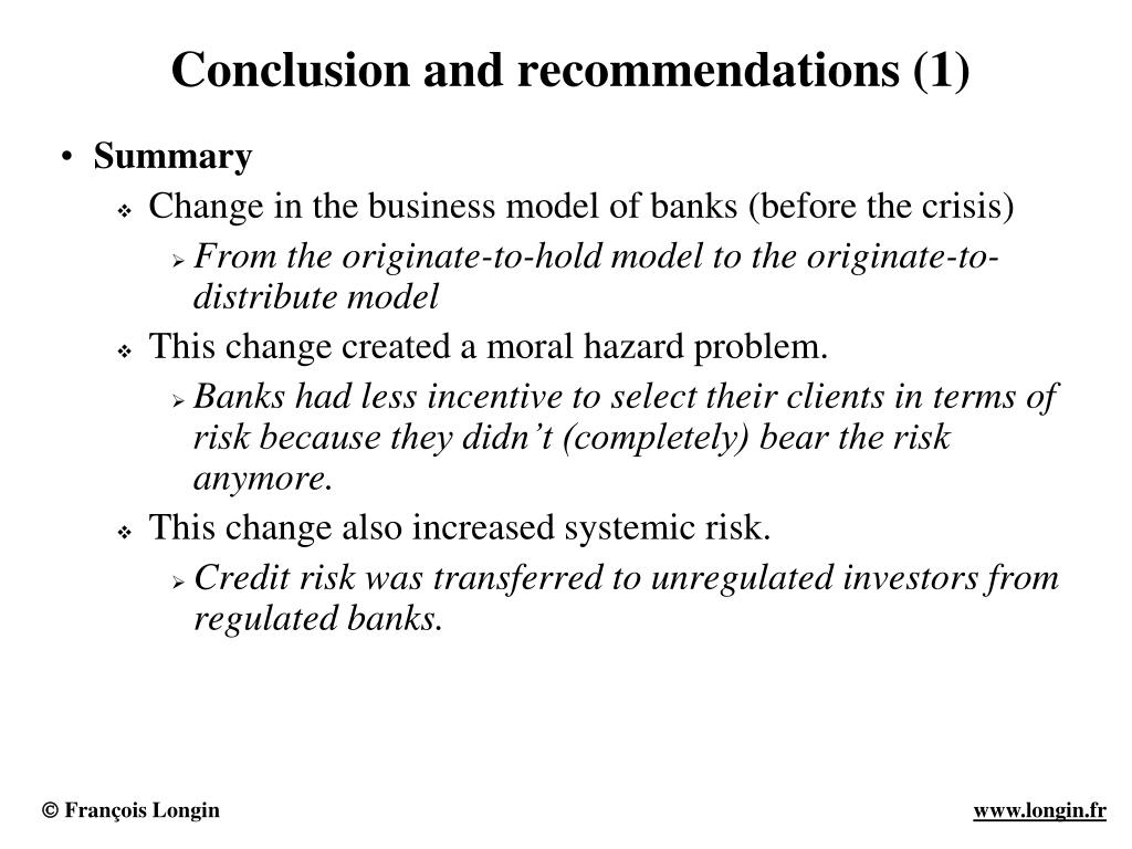 PPT - Business models in banking PowerPoint Presentation - ID:6302043