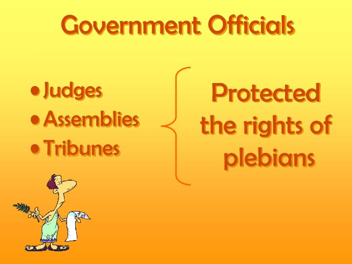 Government Officials