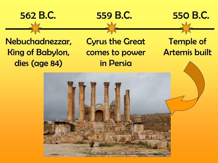 562 B.C.