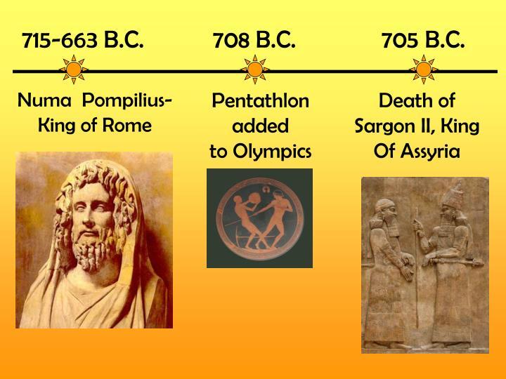 715-663 B.C.