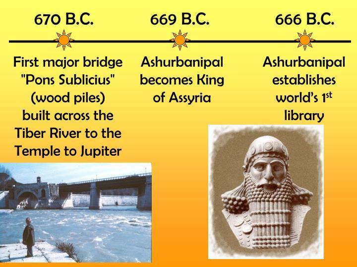 670 B.C.