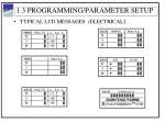 1 3 programming parameter setup6