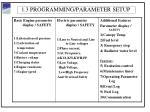 1 3 programming parameter setup8