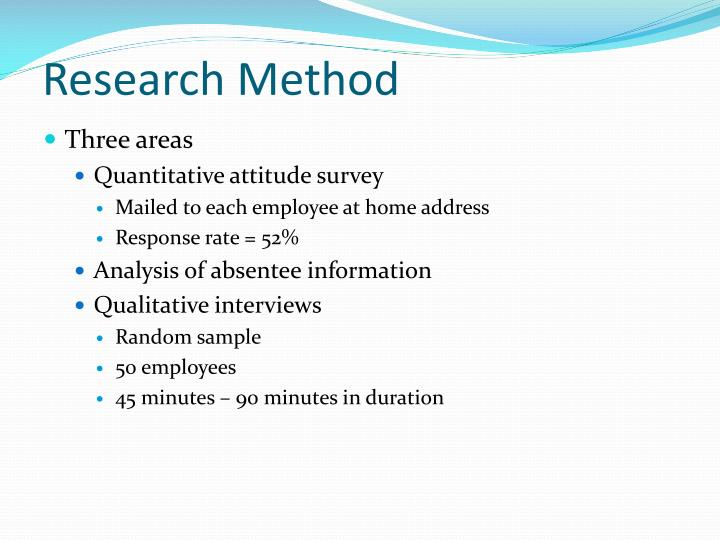 Research Method