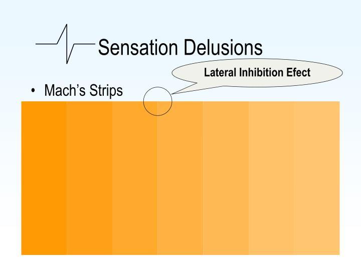 Sensation Delusions