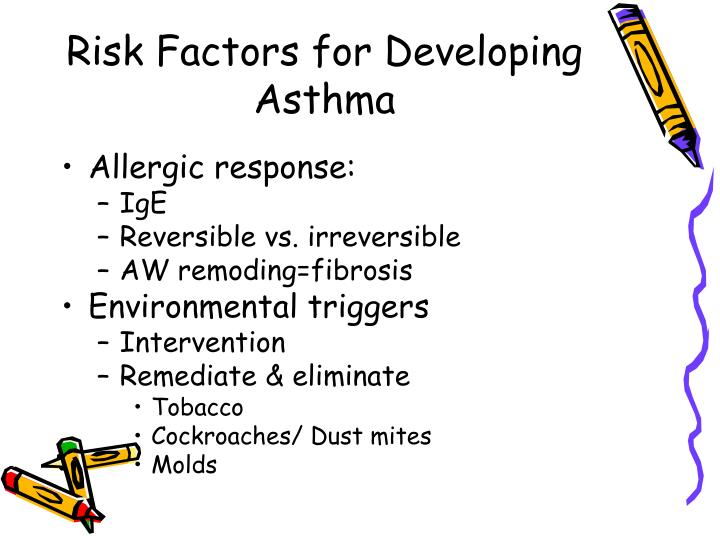 Risk Factors for Developing Asthma