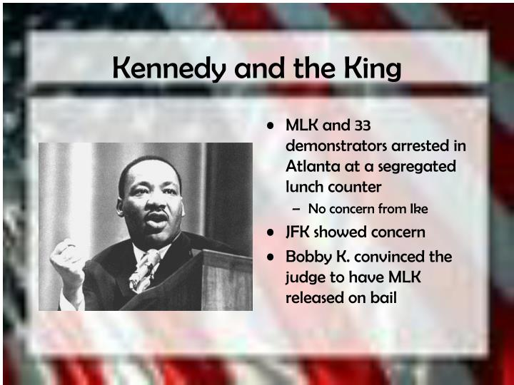 Kennedy and the King
