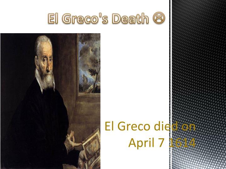El Greco's