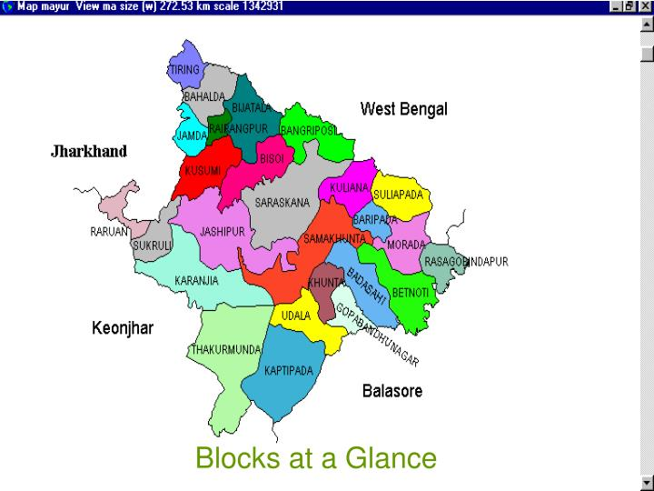 Blocks at a Glance