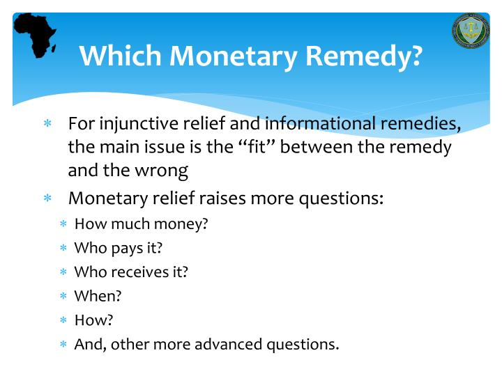 Which Monetary