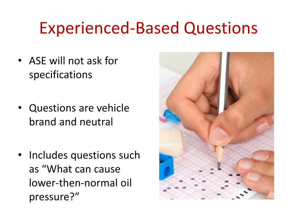 ase questions pass certification tests take ppt powerpoint presentation