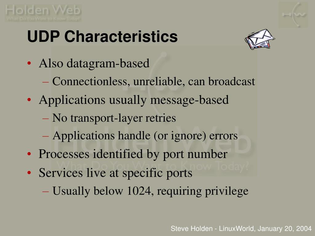 PPT - Network Programming in Python Steve Holden Holden Web