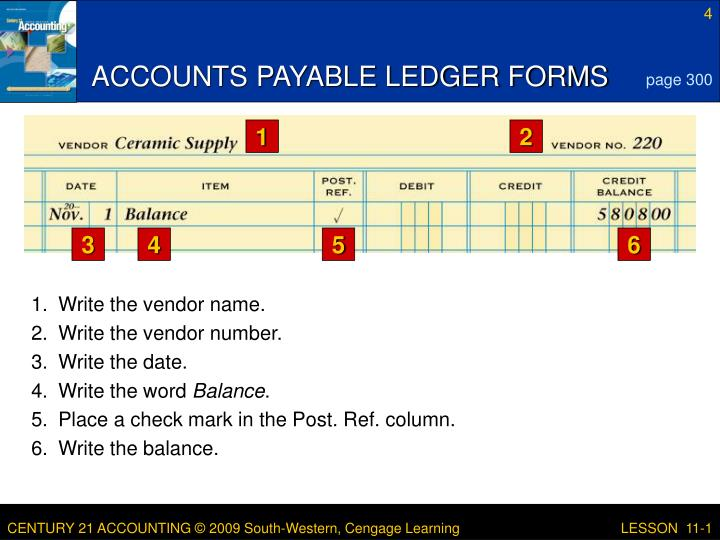 ppt chapter 11 posting powerpoint presentation id 6307212