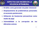 aspectos que inciden en la violencia intramural2