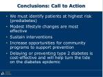 conclusions call to action1