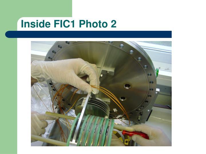 Inside FIC1 Photo 2