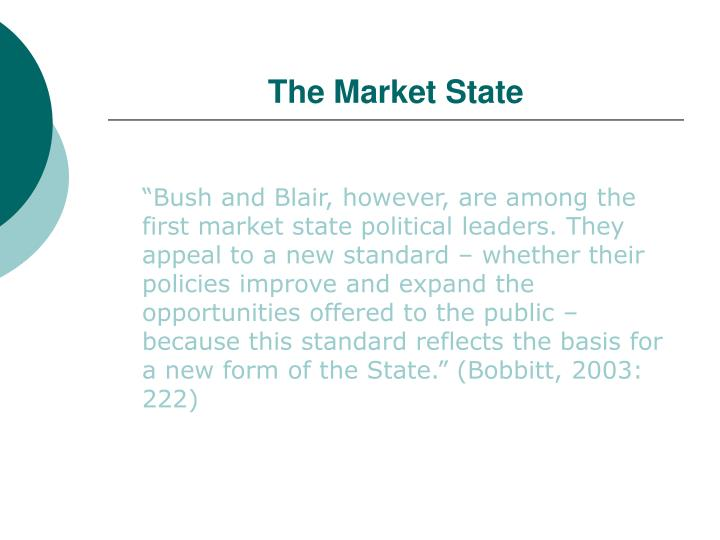 The Market State