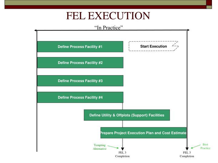 FEL EXECUTION