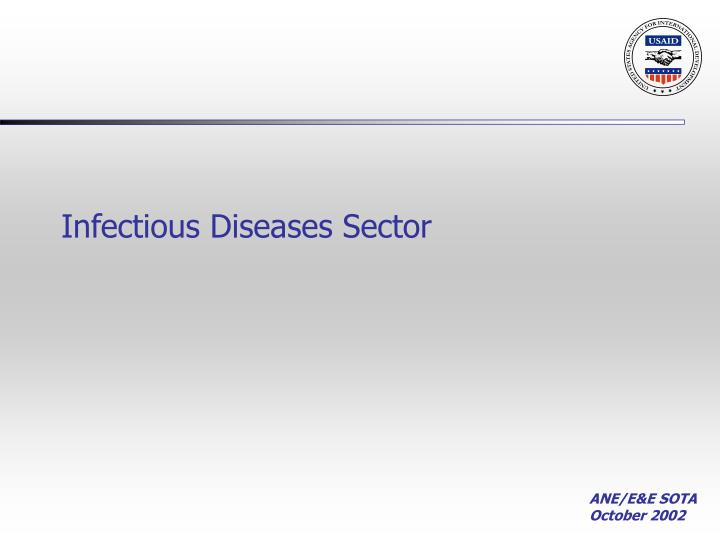 Infectious Diseases Sector
