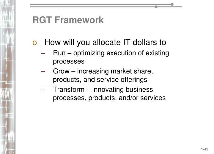 RGT Framework