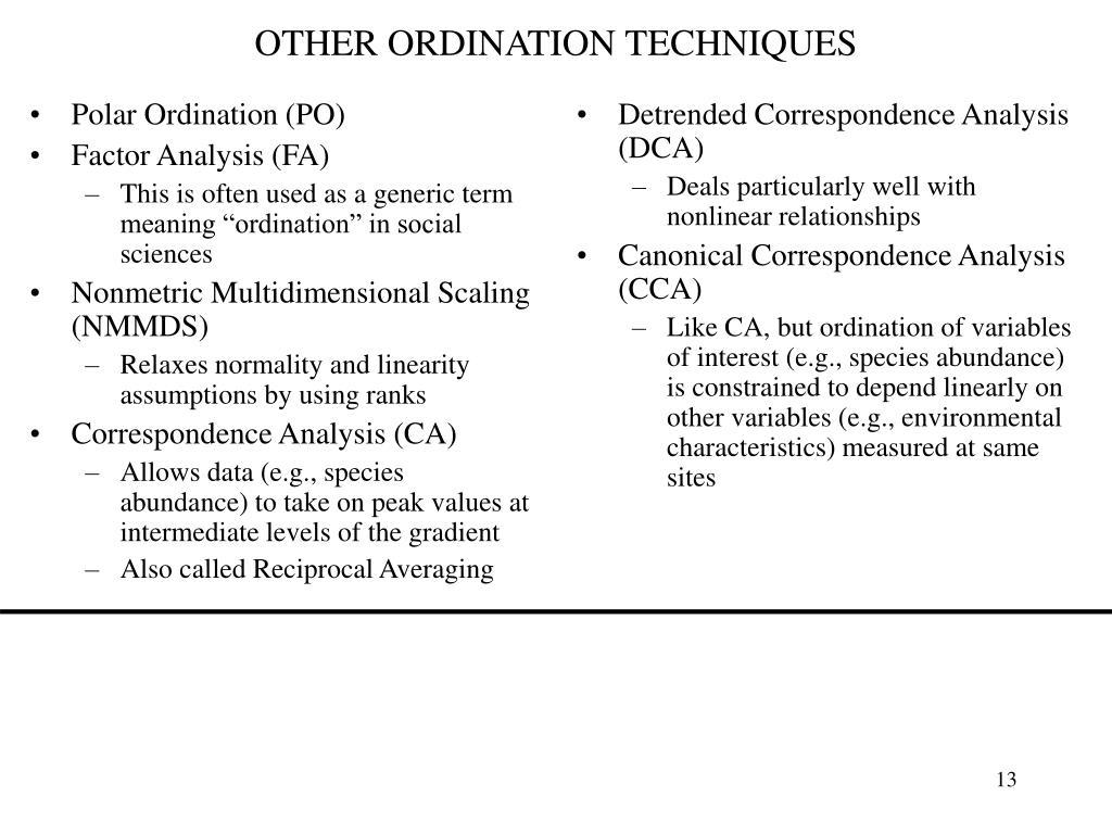PPT - Multivariate Statistics PowerPoint Presentation - ID