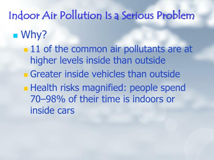 common air pollutants essay Air pollution essay  the usa is one of the developed nations with large populations that may cause higher levels of air pollution common air pollutants.