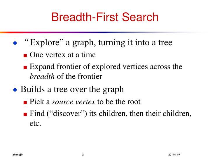 C++: Breadth First Search program using Adjacency Matrix