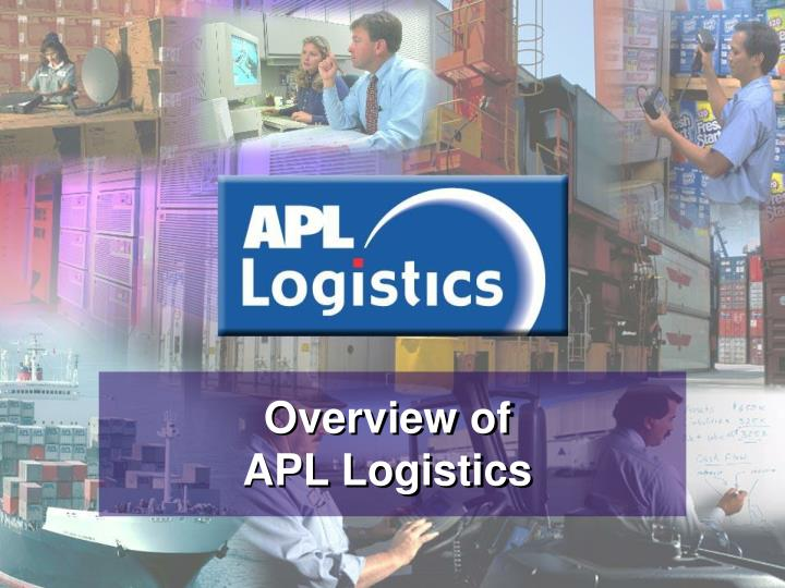 overview of apl logistics n.