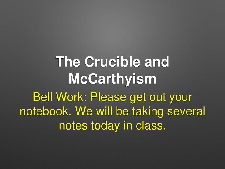essays about the crucible Disclaimer: this essay has been submitted by a student this is not an example of the work written by our professional essay writers you can view samples of our professional work here any opinions, findings, conclusions or recommendations expressed in this material are those of the authors and do.