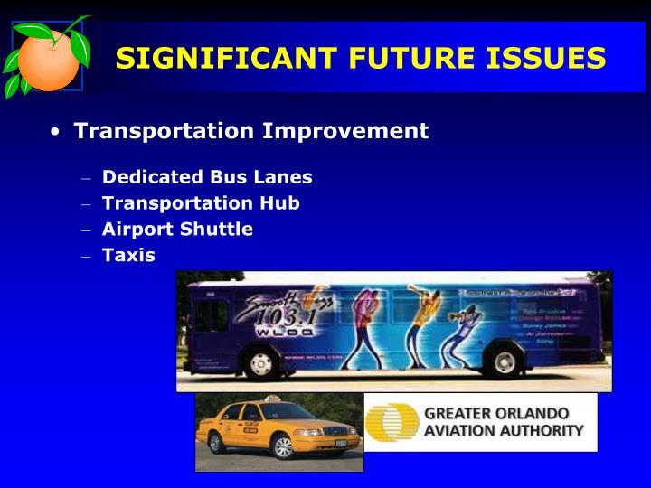 Transportation Improvement