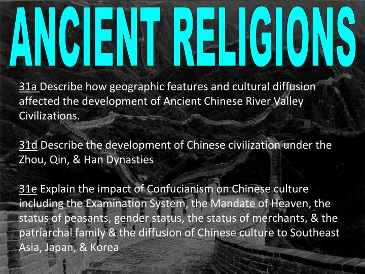 the effects of religion and culture on To put it in other words, while religion takes caution against the norms and the values related to globalization, it challenges the latter since it (religion) does not approve its hybridizing effects.