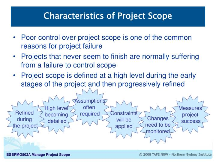 characteristic of project A high-performing project management team brings with it a wide range of different benefits that can't be ignored for starters, it allows you to always make sure that your team is moving forward and that everyone is on the same page, regardless of the pace that your current project has taken.
