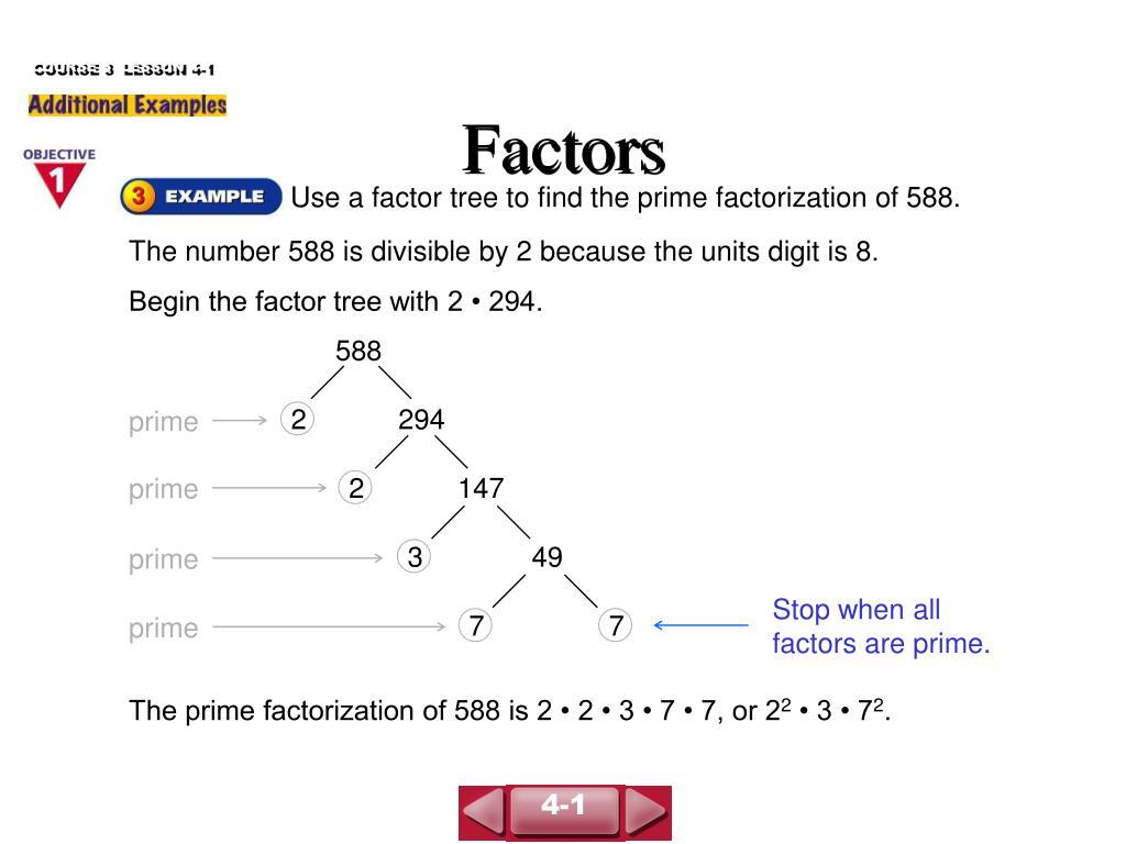PPT - Factors PowerPoint Presentation - ID:6314995