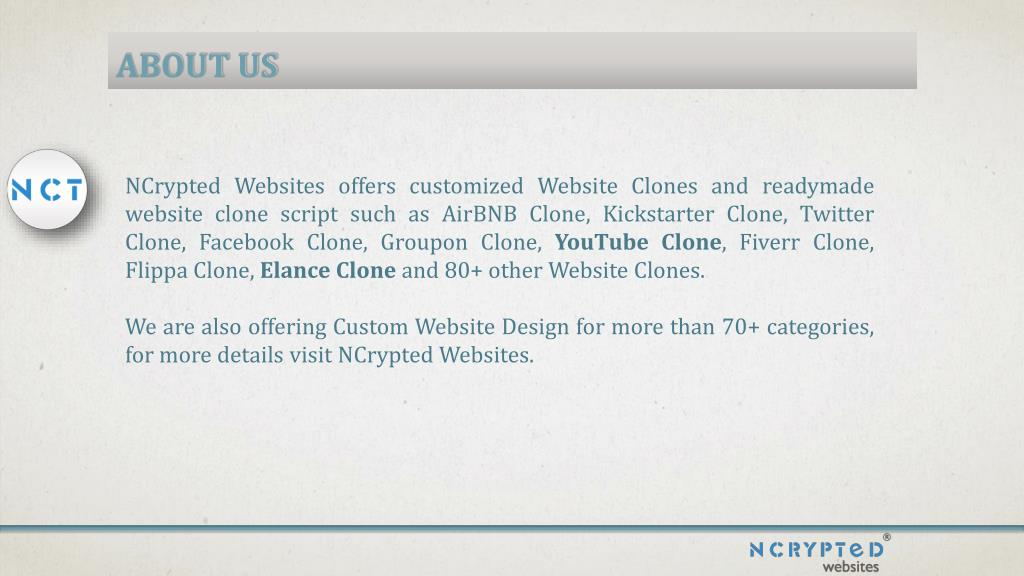 PPT - Freelancer Clone PowerPoint Presentation - ID:6315096