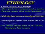ethiology