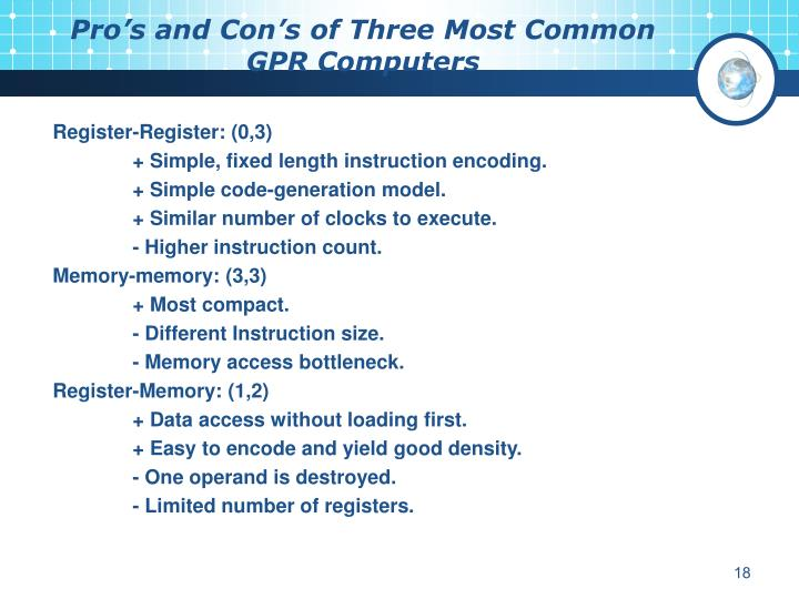 Pro's and Con's of Three Most Common GPR Computers