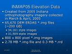 inmap05 elevation data