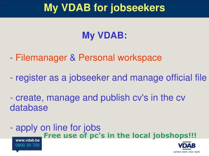 Ppt presentation of my vdab budapest april 7th 2011 erik my vdab yelopaper Choice Image
