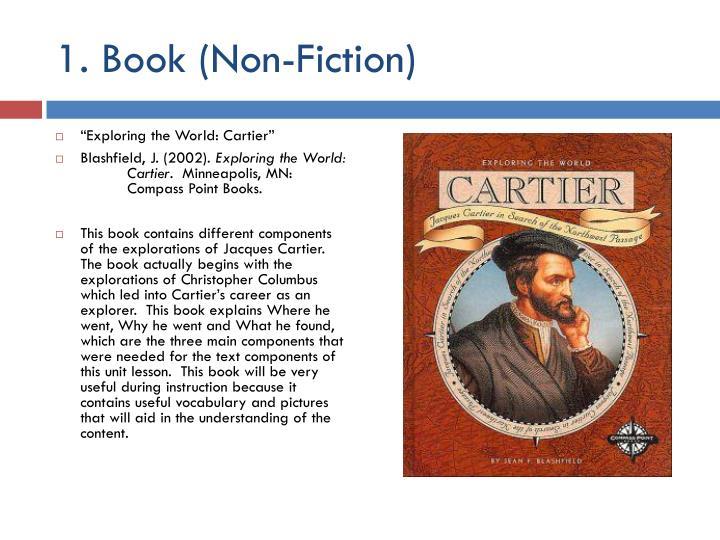 1 book non fiction
