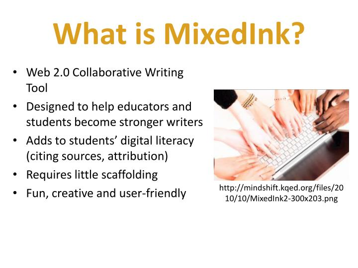 What is mixedink