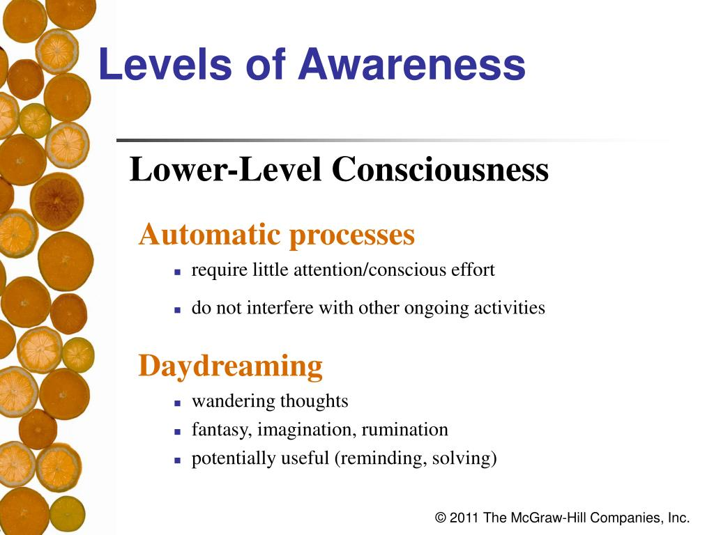 PPT - Chapter 5 States of Consciousness PowerPoint
