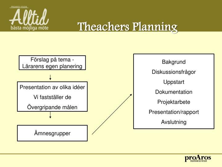 Theachers