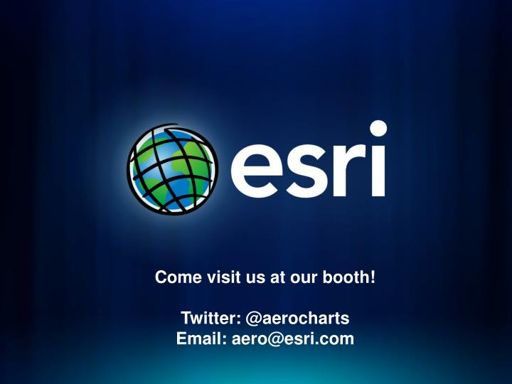 Come visit us at our booth!