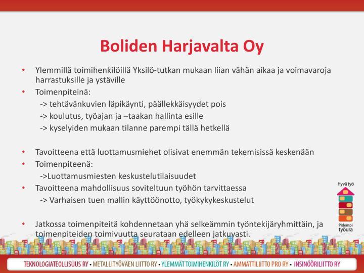 Boliden Harjavalta Oy
