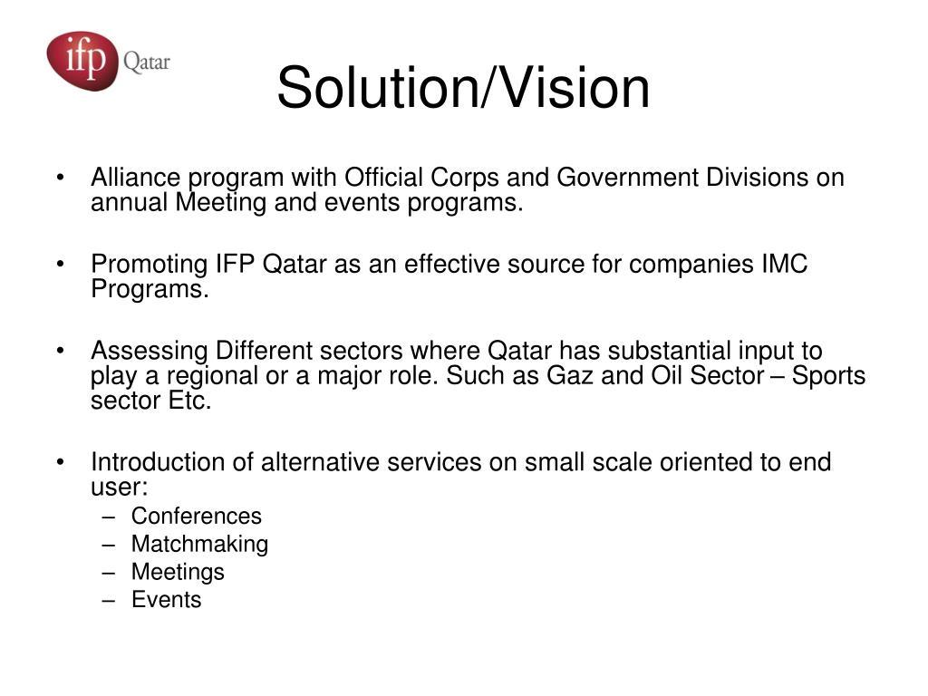 PPT - IFP Qatar Ltd PowerPoint Presentation - ID:6329535